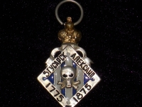 5 гусарский Александрийский полк (бальный жетон) (копия)
