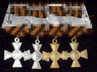 Бант ордена Святого Георгия (солдатский) (копия)
