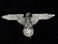 кокарда Орел СС на фуражку (копия)