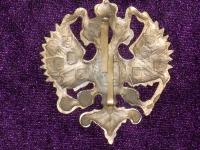 Кокарда времен царской России (вариант 2) (копия)
