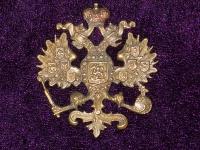 Кокарда времен царской России (вариант 3) (копия)