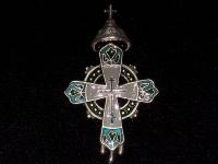 Крест в память 300-летия царствования дома Романовых (копия)