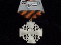 Крест «За Екатеринославский поход» (копия)