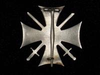 Крест «За службу на Кавказе» (солдатский) (1864)