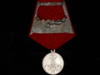 медаль Александр II коронован в Москве 1856 г. (копия)