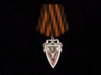 медаль Батальон смерти 2 пех. див. барона Врангеля (копия)