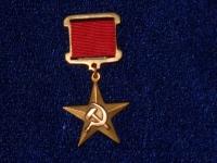 медаль Герой Социалистического труда (копия)