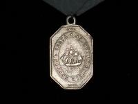 медаль За путешествие кругом света (копия)