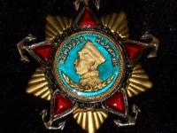 Орден Нахимова I степени (копия)