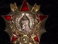 орден Невского винт (три заклепки) (копия)