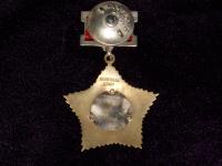 орден Суворова II ст. подвесной (копия)