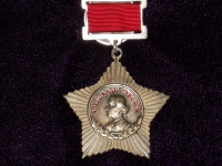 орден Суворова III ст. подвесной (копия)