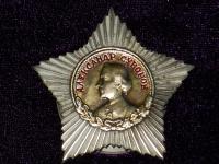 орден Суворова III степени винт (копия)