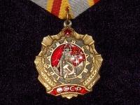 орден Трудовой славы I степени (копия)