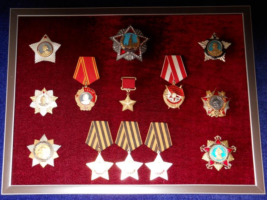 Своими руками медали и ордена 7