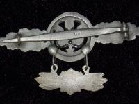 Шпанга «Пикирующий истребитель» с подвеской (копия)