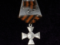 Солдатский Георгиевский крест 4 степени (временное правительство) (копия)