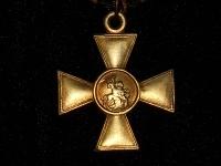Солдатский Георгиевский крест 1 степени (копия)