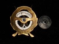 За отличную стрельбу. Морская стрелковая школа 1923 г. (копия)