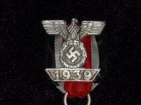 Железный крест II ст. 1-я Мировая и шпанга ЖК II ст. 2-я Мировая (копия)
