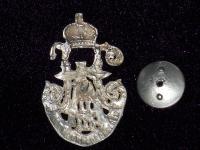 знак 1-й Гвардейский Железнодорожный полк (копия)