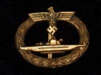 знак член команды подводной лодки (копия)