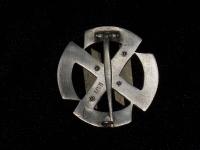 знак Германские руны в серебре (копия)