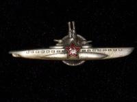 знак Командир подводной лодки (копия)