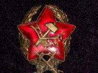 Знак командира-кавалериста 1918-22гг. (копия)