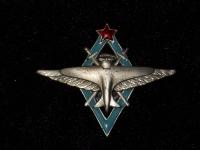 знак Летчик военных авиационных училищ ВВС РККА (копия)