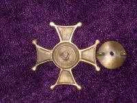 знак Лейб-гвардии Гренадерского полка (офицерский) (копия)