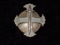 знак Лейб-гвардии Семеновского полка (офицерский) (копия)