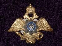 знак Николаевского кавалерийского училища (копия)