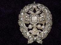 знак об окончании Николаевской Академии Генерального Штаба (большой) (копия)