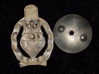 знак Оренбургского казачьего войска (офицерский) (копия)