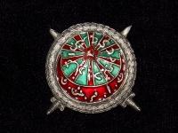 Знак отличия Таджикской АССР (копия)