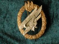 знак Парашютист для сухопутных войск (копия)