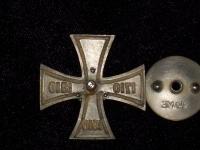 Кульмский юбилейный знак в память 200-летнего юбилея Гвардейского экипажа (копия)