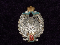 знак в честь 200-летия основания Санкт-Петербурга (копия)