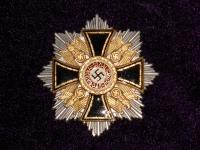 Звезда Германского ордена (копия)