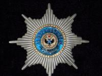 Звезда ордена Андрея Первозванного (копия)