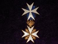Звезды ордена Святого Иоанна Иерусалимского (копия)